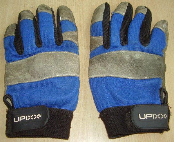 UPIXX Utility ISO (Handrücken)