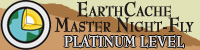 PLATINUM level of the EarthCache Masters Program