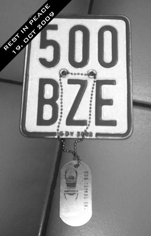BZE 500 (TBHH8Z)
